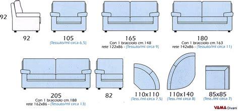 misure divani divano angolare in tessuto sfoderabile con angolo stondato