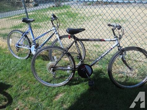 comfort bikes for sale his n hers murray street cycle baja 10 speed hybrid