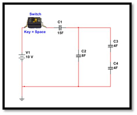 capacitor on circuit electrical principles chapter 3 capacitors national instruments