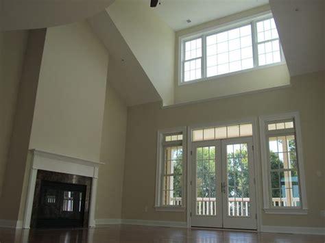 dormer room living room two story with dormer sloped ceilings room