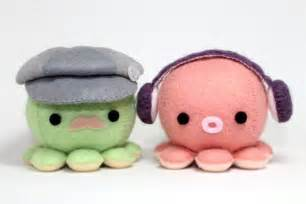 felt plushie templates felt octopus plush by typing with tea craftsy