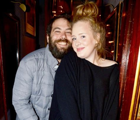 my richard and adele adele goes without makeup for rolling 8