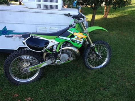 250 2 stroke motocross bikes for sale buy 2001 kawasaki kx 250 dirt bike 2 stroke on 2040 motos