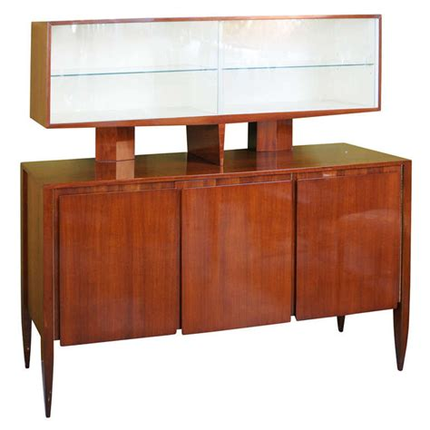 a gio ponti cabinet 1950s singer and sons at 1stdibs