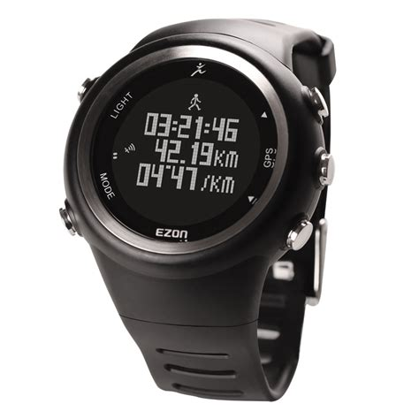 2015 ezon selling sports watches gps time outdoor