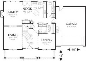 2500 Sq Ft House Plans Single Story Traditional Style House Plan 4 Beds 2 5 Baths 2500 Sq Ft