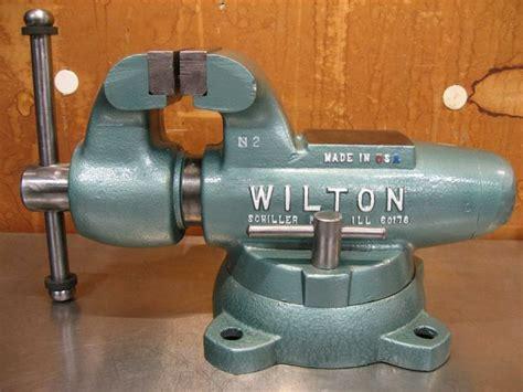wilton bench vises nice 4 quot jaw width vise wilton 400s restore the garage