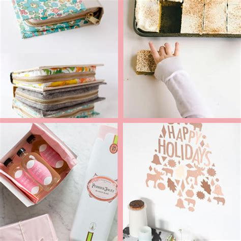 beautiful holiday diy projects to make gift decorate
