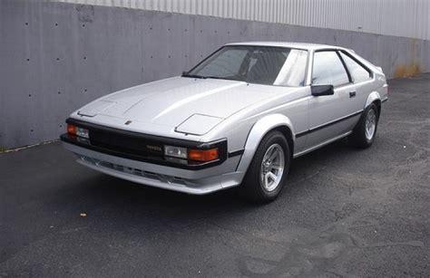 1985 Toyota Celica Supra 1985 Toyota Supra Ebay Motors