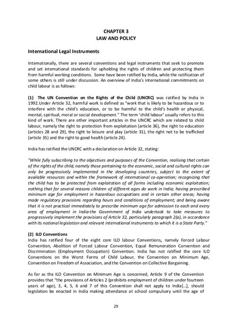 Essay About Child Labour In India by Essay On Child Labour In India Pdf Docoments Ojazlink