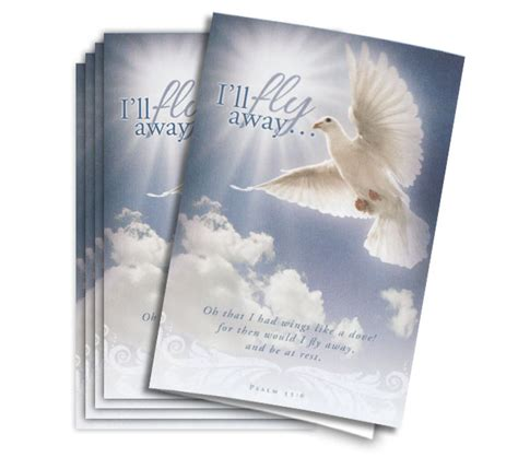 Preprinted Paper For Funeral Programs Funeral Program Site Blog Memorial Paper Template
