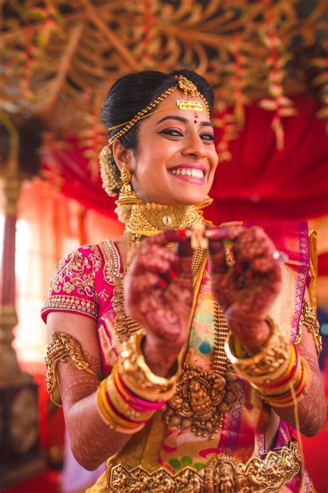 A Classic 2 States Wedding Of A Rajasthani Girl & A Tamil
