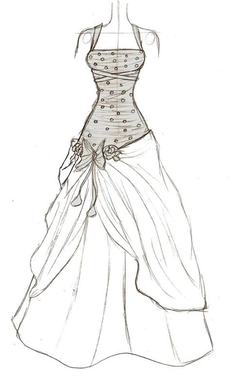 coloring pages of prom dresses prom dresses coloring pages 3h4cfo4mi jpg fashion