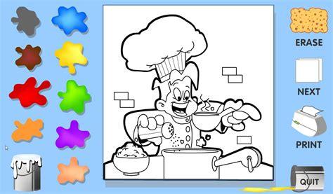 imagenes de juegos naturales para colorear juegos para colorear recurso educativo 43513 tiching