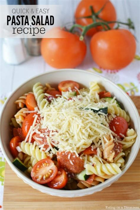 the best pasta salad recipe 164719 foodgeeks easy pasta salad recipe the best pasta salad recipe and