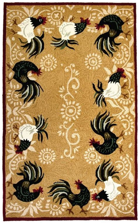washable rooster rugs washable rooster rugs meze