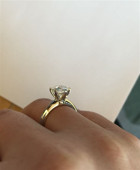 Side Ring i ve really been admiring my ring s side view today