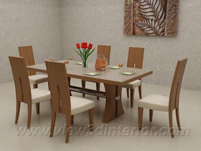 Meja Unik Dining Room Interior Design Free Design News