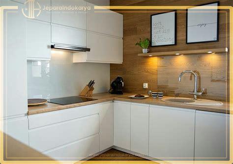 kitchen set minimalis modern jepara indo karya jepara