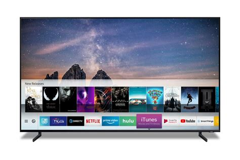 apple is putting itunes on samsung tvs the verge