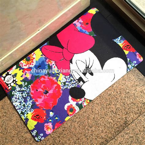 Disney Mickey Mat - buy disney mickey mouse design door mat rug carpets with