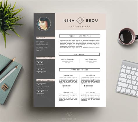 resume design templates resume templates 2016 2017 that look great resume 2018