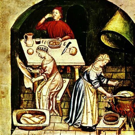 alimentazione medievale la cucina asdps armis et leo