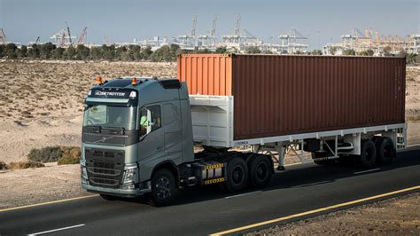 volvo truck sales 2015 volvo trucks middle east registers sales growth in 2015