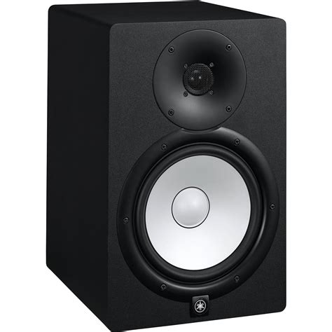 yamaha hs8 powered studio monitor hs8 b h photo