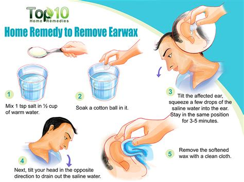 how do you get home home remedies to remove earwax top 10 home remedies