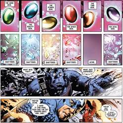 Marvel Infinity Gems Zack Attack Hickman And The Infinity Gems