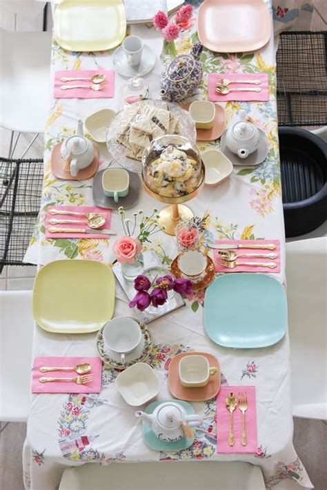 baby shower table setting 37 sweetest baby shower table settings to get inspired