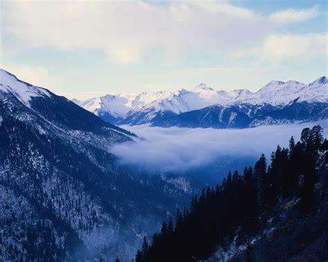 beautiful winter beautiful winter landscape