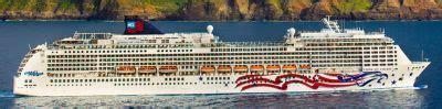 NCL Pride of America Cruise Ship