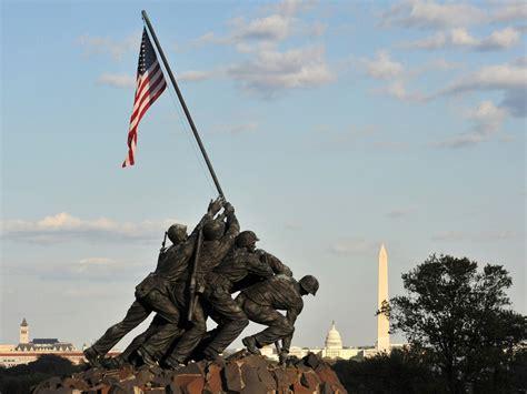 iwo jima memorial washington dc map u s marine corps war memorial worldstrides