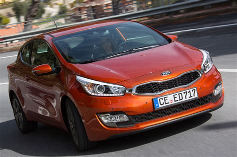 Kia Ceed Orange Kia Hat In Deutschland Noch Nie So Viele Autos Verkauft