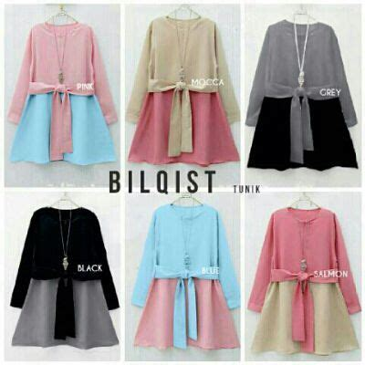 Blouse Tunik Atasan Wanita Katun Celly Top 17 best images about baju muslim on models polos and satin