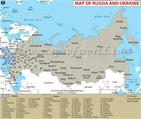 map ukraine and russia map of russia and ukraine maps
