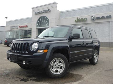 Uconnect For Jeep 2015 Jeep Patriot 4x4 Uconnect 130 Pwr Opts Trac
