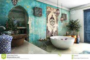 good Beautiful Bathroom Ideas Pictures #2: moroccan-bathroom-28809393.jpg