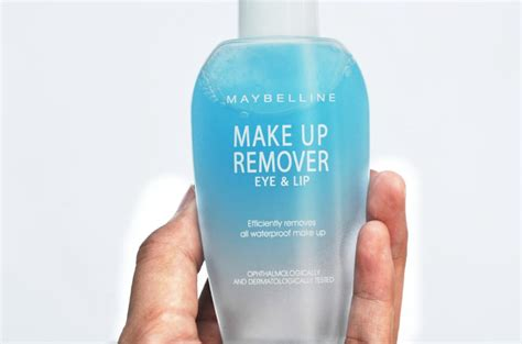 Makeup Remover Maybelline maybelline eye and lip makeup remover mugeek vidalondon