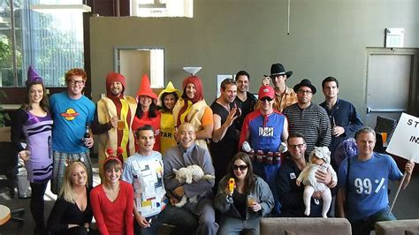 sfw halloween costumes straight   office