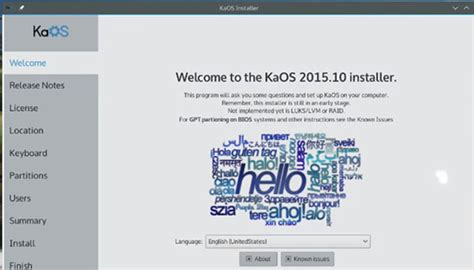 Kaos Me To Find plasma 5 powers kaos productivity computing technewsworld