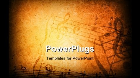 music powerpoint template music powerpoint themes music