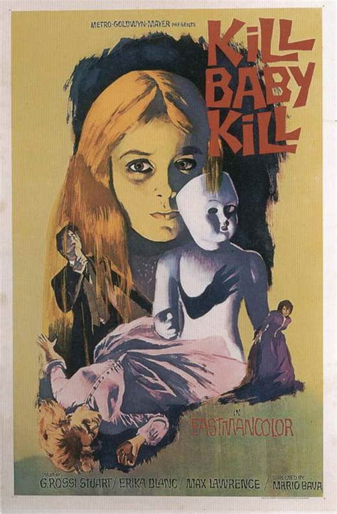 kills baby kill baby kill posters from poster shop