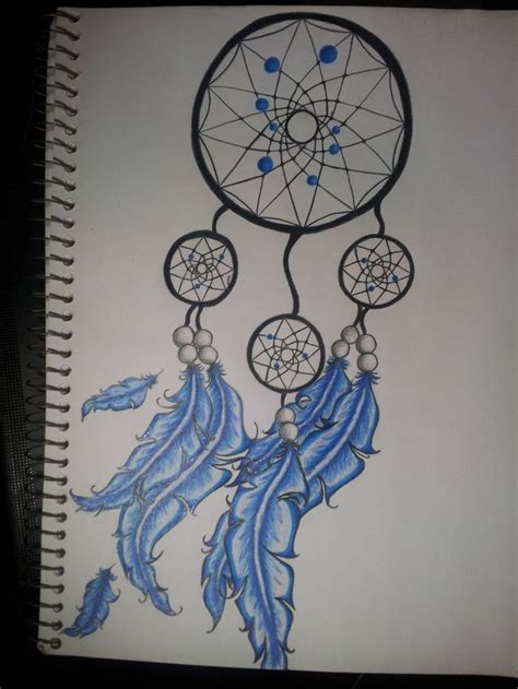 dreamcatcher tattoo stencil dream catcher tattoo design by ink side deviantart com on