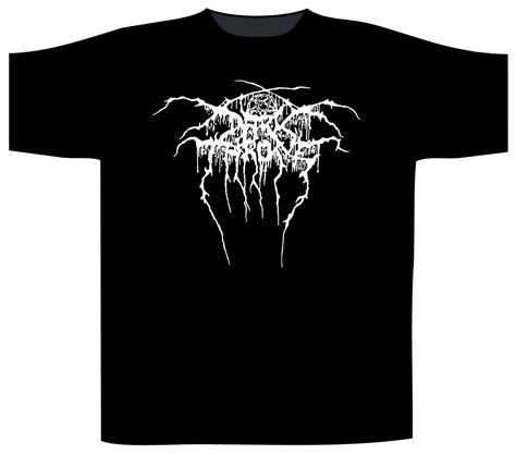 Throne S Arctic Thunder T Shirt Black Kaos Pria Size M darkthrone logo t shirt heavy metal