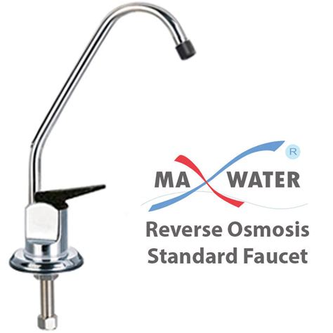 Osmosis Water Filter Faucet osmosis standard type cp chrome plated non air gap