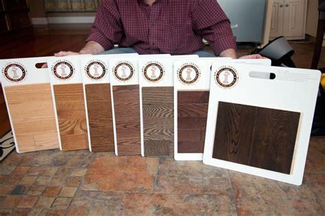 choosing hardwood floor color choosing the color of your wood floor mr floor chicago il
