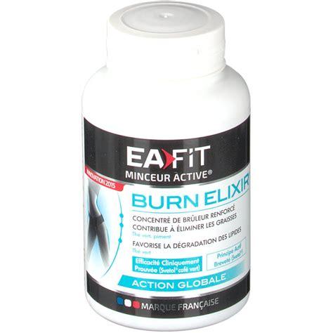 Ea Fitness by Ea Fit Burn Elixir Shop Pharmacie Fr